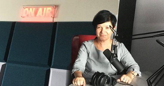 Poseł Joanna Borowiak gościem Radia Kujawy