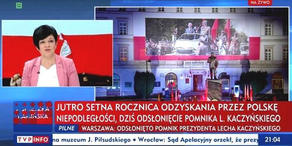 Poseł Joanna Borowiak gościem w programie