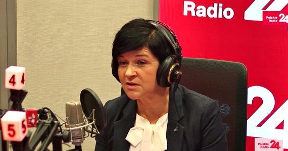 Poseł Joanna Borowiak była gościem Pana Redaktora Adriana Klarenbacha w Polskim Radio 24