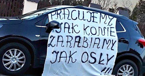 Poseł Joanna Borowiak wystosowała list do prezydenta miasta w związku z trudną sytuacją pracowników Domów Pomocy Społecznej