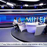 Poseł Joanna Borowiak gościem w programie Minęła 20 w TVP Info
