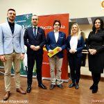 Uroczyste podsumowanie konkursu plastyczno-multimedialnego w Stulecie Odzyskania Niepodległości przez Polskę