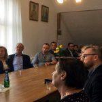 Spotkanie Poseł Joanny Borowiak z mieszkańcami Rypina