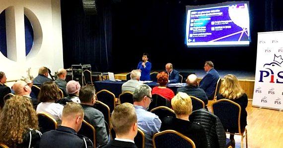 Konferencje w powiecie włocławskim i radziejowskim z udziałem Poseł Joanny Borowiak