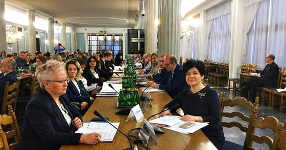 Konferencja Odpowiedzialność parlamentarzystów i władzy narodu za trzeźwość Narodu