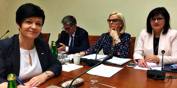 Komisja Polityki Społecznej i Rodziny