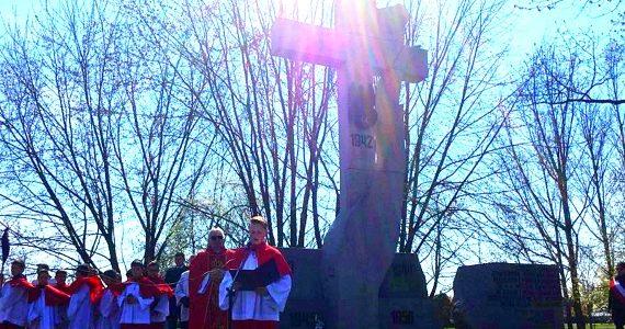 Obchody rocznicy Zbrodni Katyńskiej we Włocławku
