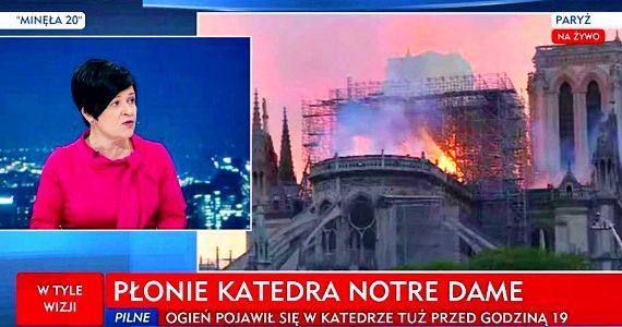 Poseł Joanna Borowiak gościem w programie TVP Info Minęła 20