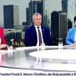 Poseł Joanna Borowiak gościem w programie TVP Info Minęła 8