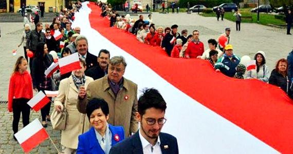 Obchody Dnia Flagi Rzeczypospolitej Polskiej oraz Dnia Polonii i Polaków za Granicą