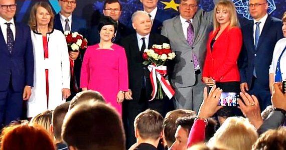 Konwencja PiS w Bydgoszczy z udziałem Premiera Mateusza Morawieckiego