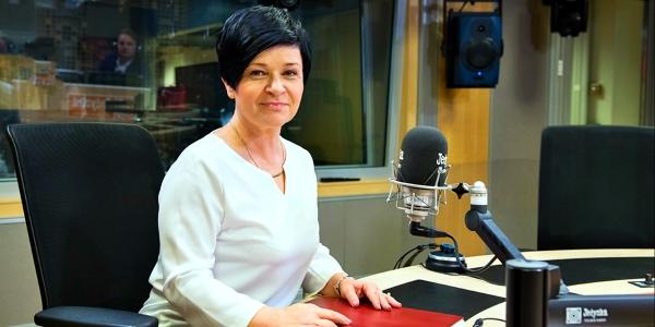 Poseł Joanna Borowiak była gościem Pana Redaktora Antoniego Trzmiela w Polskim Radio