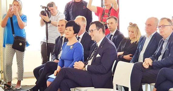 W zakładach Anwil SA we Włocławku zainaugurowano budowę trzeciej instalacji do produkcji nawozów azotowych