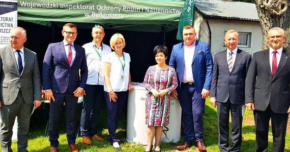 Na terenie Ośrodka Doradztwa Rolniczego w Zarzeczewie odbyły się 40. Dni Otwartych Drzwi
