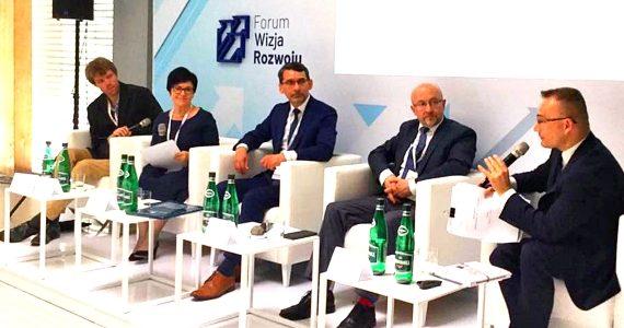 II Forum Wizja Rozwoju w Gdyni pod patronatem Premiera Mateusza Morawieckiego