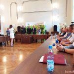 Podpisanie umów w ramach Programu Priorytetowego Mały Strażak 2019