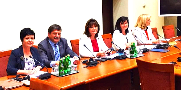 W sejmie RP odbyło się posiedzenie Komisji Polityki Społecznej i Rodziny oraz Polityki Senioralnej z udziałem delegacji z Chin