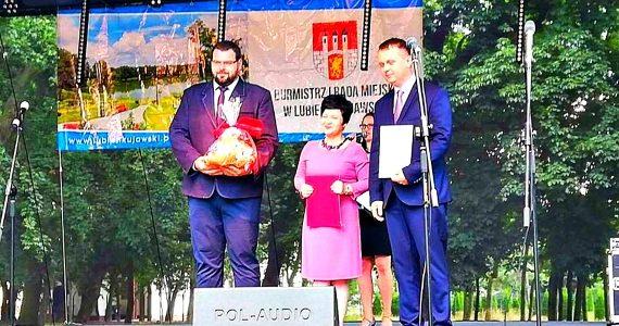 Uroczystość otwarcia dwóch nowych placówek w Lubieniu Kujawskim