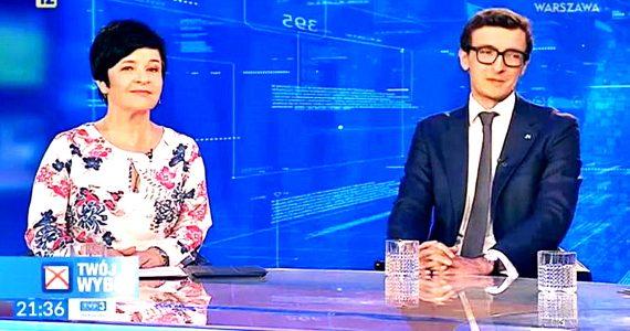 Poseł Joanna Borowiak gościem w programie Twój wybór w Telewizji Polskiej
