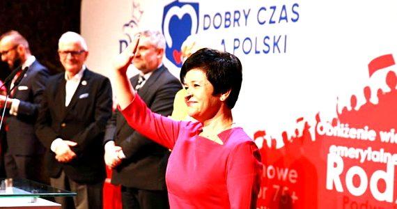 Konwencja PiS z udziałem Premiera Mateusza Morawieckiego