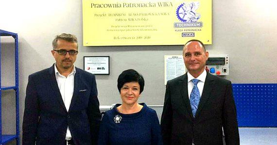 Rozpoczęcie roku szkolnego 2019/2020 w ZST we Włocławku