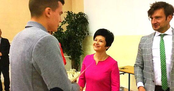 Międzyszkolny konkurs wiedzy o Sejmie w ZSA