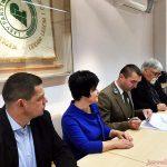 Podpisanie umowy z wykonawcą remontu ulicy Chełmickiej