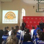 Uroczystość podpisania listu intencyjnego w sprawie powstania Akademii Koszykówki Anwilu