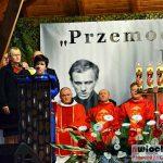 Uroczystości 35. rocznicy męczeńskiej śmierci ks. Jerzego Popiełuszki w Górsku