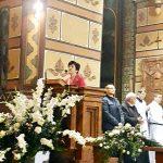 Uroczysta inauguracja roku akademickiego 2019/2020 w Kujawskiej Szkole Wyższej we Włocławku