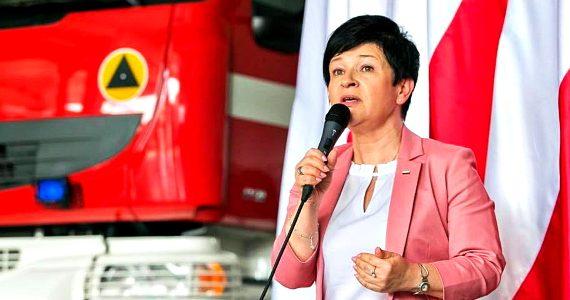 Nowy samochód dla Ochotniczej Straży Pożarnej w Raciążku