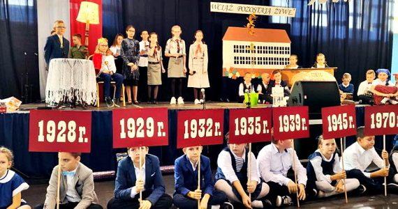Jubileusz 90-lecia Szkoły Podstawowej w Choceniu