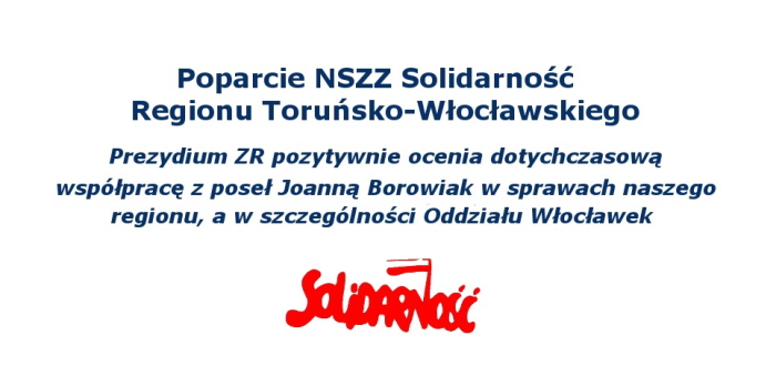 dr Joanna Borowiak Poseł na Sejm RP