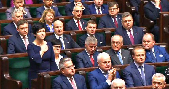 Poseł Joanna Borowiak złożyła ślubowanie