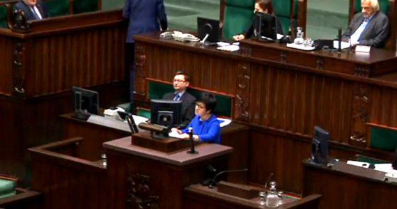 Wystąpienie Poseł Joanny Borowiak w sejmowej debacie po exposé Premiera Mateusza Morawieckiego