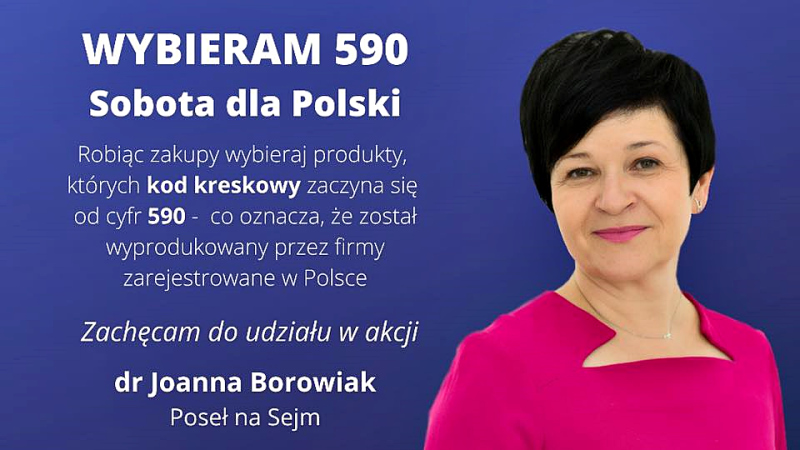 Kampania społeczna Wybieram 590