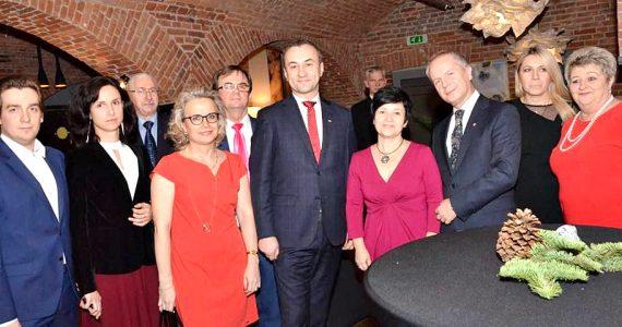 Spotkanie opłatkowe Prawa i Sprawiedliwości we Włocławku