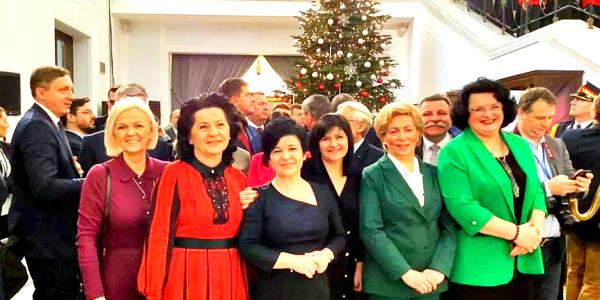 Spotkanie opłatkowe w Sejm Rzeczypospolitej Polskiej