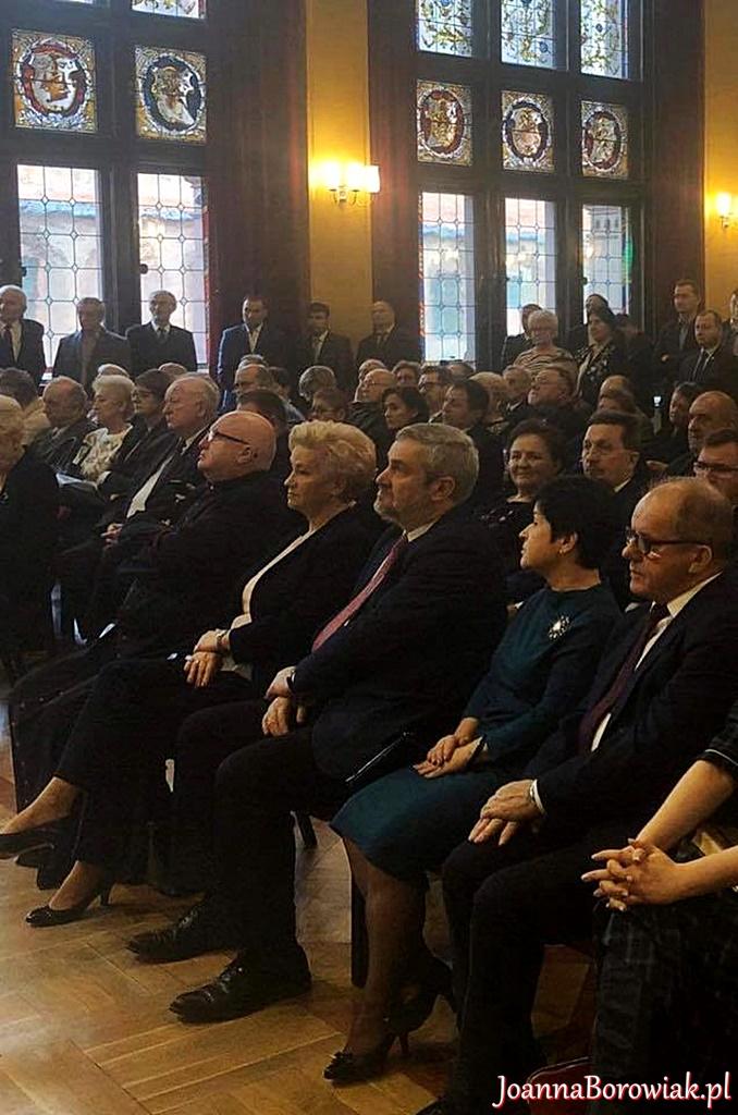 Spotkanie świąteczno-noworoczne Prawa i Sprawiedliwości Okręgu toruńsko-włocławskiego