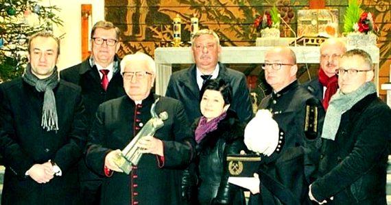Jubileusz 75. urodzin ks. Prałata Zbigniewa Szygendy