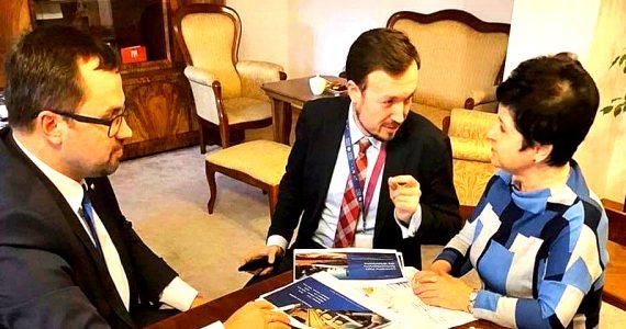 Poseł Joanna Borowiak stawia rozwój regionu za priorytet swoich działań
