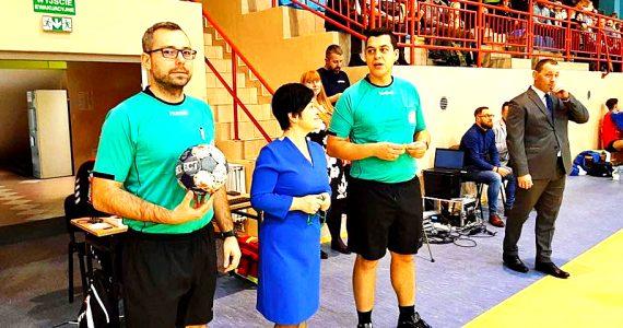 Jubileusz 10-lecia Hali Sportowej w Choceniu