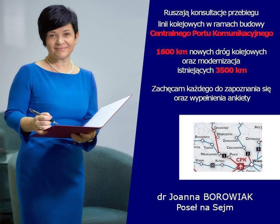 Ruszyły konsultacje w ramach inwestycji Centralnego Portu Komunikacyjnego