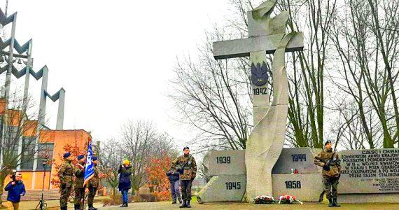 Obchody rocznicy powstania Armii Krajowej we Włocławku
