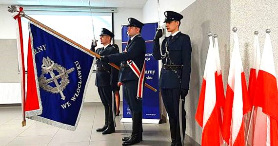 W Zakładzie Karnym we Włocławku odbyła się uroczystość z okazji Święta Służby Więziennej