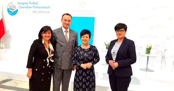 Kongres Profesji i Zawodów Pomocowych w Warszawie