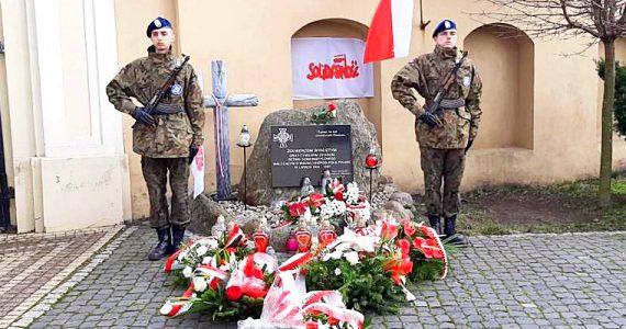 Narodowy Dzień Pamięci Żołnierzy Wyklętych we Włocławku
