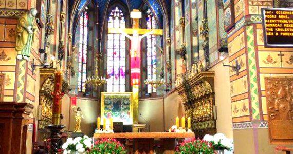 Poseł Joanna Borowiak wzięła udział w Mszy św. w intencji Ojczyzny