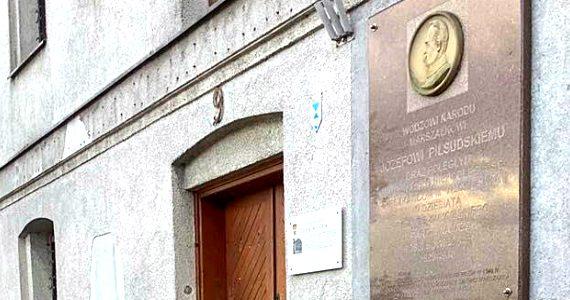 Obchody 85. rocznicy śmierci Marszałka Józefa Piłsudskiego we Włocławku