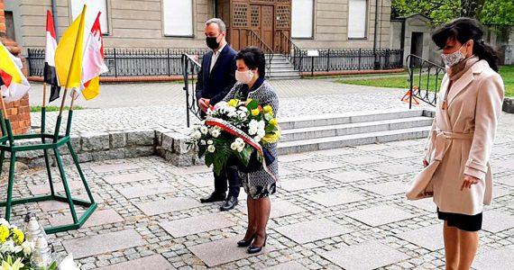 100. rocznica urodzin św. Jana Pawła II we Włocławku